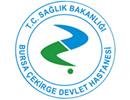 Çekirge Devlet Hastanesi Randevu logo